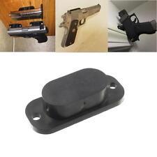 Gun Magnet Concealed Gun Holder 25LB Rating with Cap and Screws for Desk Bed Car