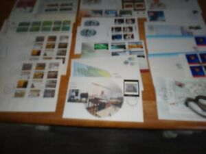 canada collection of 60 diff. first day covers