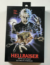 HELLRAISER Ultimate Pinhead 7? NECA Action Figure