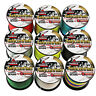 8Strands Japan 500M PE Braided Fishing Line Multifilament Saltwater Fishing Line