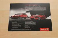 75061) Alfa Romeo 159 Travel Prospekt 03/2010