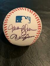 New ListingLot 0f 6 Kc Royals Autographed Baseballs-2 Multi-Alumni+ Leonard+ Wathan+Butler