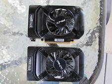 PNY NVIDIA GeForce GTX 1050 Ti 4GB Graphics Card (VCGGTX1050T4PB) READ !!!