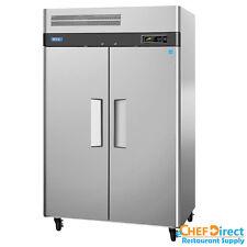 "Turbo Air M3R47-2 52"" Double Door Reach-In Refrigerator"