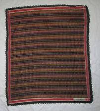 Foulard    100% laine  J. D'ORMONT  80cm x 80cm (T)BEG  vintage Scarf