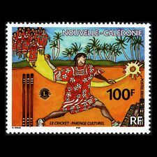 New Caledonia 2002 - Cricket Sports - Sc 894 MNH