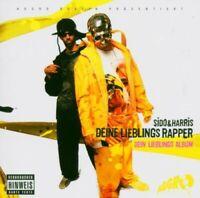 DEINE LIEBLINGSRAPPER - DEIN LIEBLINGSALBUM  CD NEU