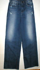 New Womens True Religion Brand Jeans NWT 29 High Rise Ava Wide Leg Designer Tall