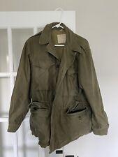 WW2 US Army M43 M-1943 Field Jacket Mint Original 38R