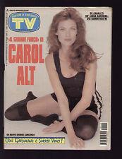 SORRISI 19/1995 MOGOL BATTISTI LUCIO DALLA FONDRIEST PANTANI BEVERLY HILLS 90210