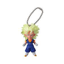 Dragon Ball Z Super Mascot Swing PVC Keychain SD Figure Saiyan~ SS3 Vegito @6526