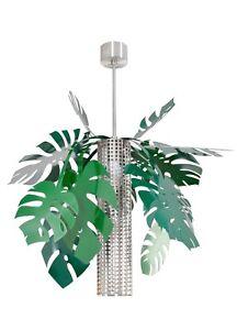 Ceiling Light Modern Contemporary Decorative Handmade Designer MONSTERA 2 Lamp