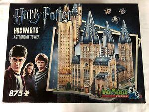 Harry Potter Hogwarts Castle 3-D Puzzles - Astronomy Tower