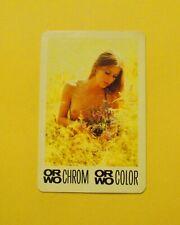 Taschenkalender 1982 DDR ORWO M