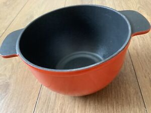 Cast Iron Casserole Le Creuset? 20538 Made In France