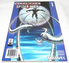 ULTIMATE SPIDER-MAN Issue #1 Blue Target Variant Comic Book (2002)