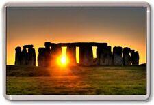 Réfrigérateur Aimant - Stonehenge - Large - GB Angleterre Londre (Crépuscule)
