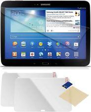 2x goobay Protector de pantalla Samsung Galaxy TAB 3 10,1 Película de pantalla