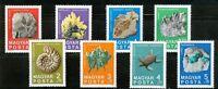 HUNGARY - 1969. Geology/Fossils/Crystals Cpl.Set  MNH! Mi:2520-2527