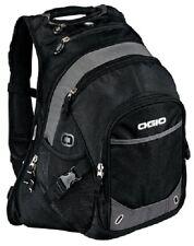 "OGIO Fugitive Pack 15"" Laptop / MacBook Pro Black Backpack / Work or School -New"