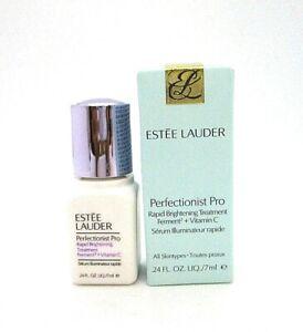Estee Lauder Perfectionist Pro Rapid Brightening Treatment Serum ~ .24 oz ~ BNIB