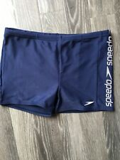 "Speedo Swim Shorts Size 30"" Boys Large"