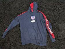 Canterbury Of New Zealand USA Rugby Sevens Hooded Sweatshirt XL