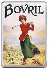 Bovril Vintage / Retro Advert Poster Fridge Magnet 02