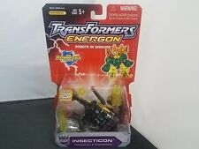 Transformers Energon INSECTICON Terrorcon - Powerlinx Battles Hasbro 2004 NISB