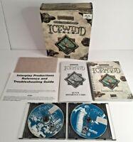 Icewind Dale Forgotten Realms Adventure Big Box PC CD-ROM Game