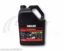 Yamalube 2S 2 Stroke All Purpose Motorcycle ATV Snowmobile Oil 2-S 1 Gallon