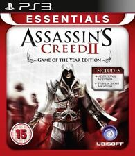 Assassin's Creed 2 Game of The Year PlayStation 3 Essentials Ean3307215659045