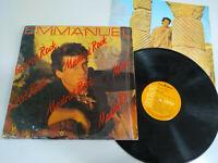 "Emmanuel RCA 1984 Edicion España - LP Vinilo 12"" VG/VG"
