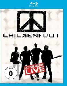 Chickenfoot - Live from Phoenix - new blu ray disc