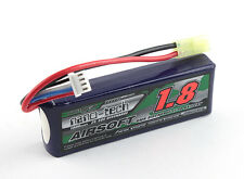 New Turnigy nano-tech 1800mah 3S 20C 40C 11.1V Lipo Battery Airsoft Pack US A1
