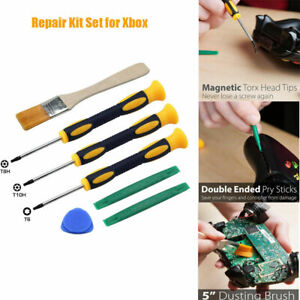7Pcs Screwdriver Tool Repair Kit Set for Xbox One /Xbox 360 Controller PS3 /PS4