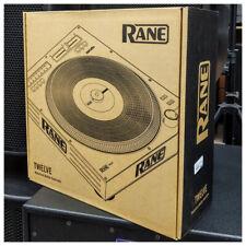 "Rane TWELVE Motorized 12"" High-Torque Serato DJ Turntable Controller 100-240V"
