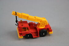 V583 Corgi Juniors E88 75mm mobile crane grue pas de boite date 1976