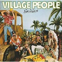 *NEW* CD Album Village People - Go West (Mini LP Style Card Case)