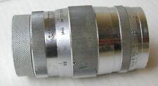 Canon 85/1.9 Leica screw mount  lens