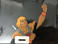 He-Man and the Masters of Universe MOTU Prince Adam Animation Production Cel