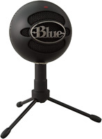 Blue Microphones Snowball iCE USB Mic for Recording and Streaming on PC and Mac,