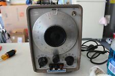 Vintage Hewlett Packard Oscillator Model 200 Cd