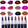 Neu Damen Vampire Stil Make-up Lila Matt Lippenstift Lip Gloss Pen Wasserdichtes
