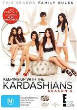 Keeping Up With The Kardashians : SEASON 6 : NEW DVD