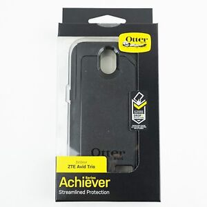NEW! Authentic OtterBox Archiever Phone Case Shockproof Hybrid for ZTE Avid Trio