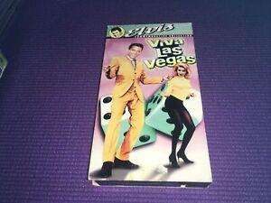 Viva Las Vegas 🎬VHS🎬🔥FreeShip🔥Elvis Presley : Ann-Margret