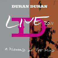 DURAN DURAN - A DIAMOND IN THE MIND-LIVE 2011 (LIMITED CD EDITION)   CD NEW