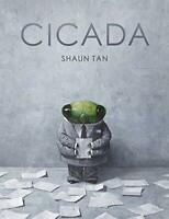 Cicada by Tan, Shaun, NEW Book, FREE & FAST Delivery, (Hardcover)