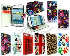 Fundas y carcasas multicolores Samsung de piel sintética para teléfonos móviles y PDAs